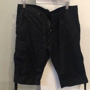 Prana shorts size 8 black